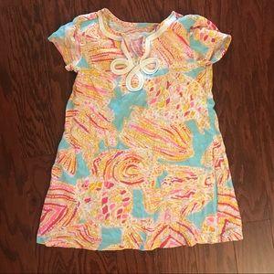 Lilly Pulitzer mini Brewster dress XS 2-3